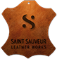 Saint Sauveur Leather Works Logo
